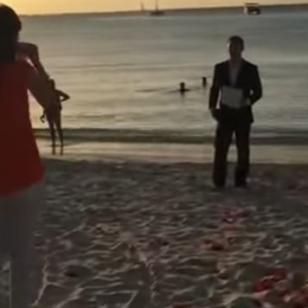 ¡Esta pedida de matrimonio se hizo durante un año! ¡Tienes que verla! [VIDEO]
