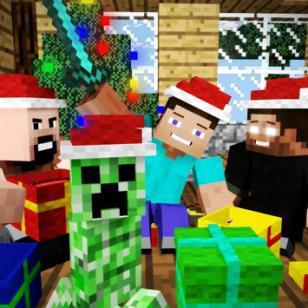 Estás a tiempo de recibir los regalos navideños de 'Minecraft'