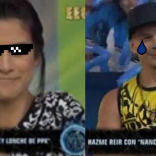 ¡Mario Hart se hizo el gracioso con María Pía Copello y esta lo troleó con su 'talento' musical!