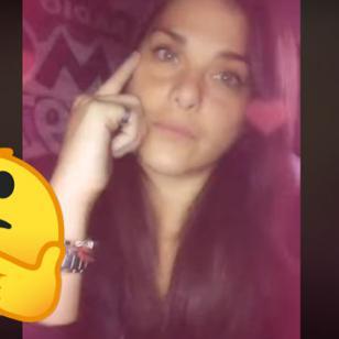¿Giovanna Valcárcel, a quién ves con esos ojos? [VIDEO]