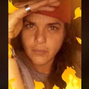 Giovanna Valcárcel está que echa fuego [VIDEO]