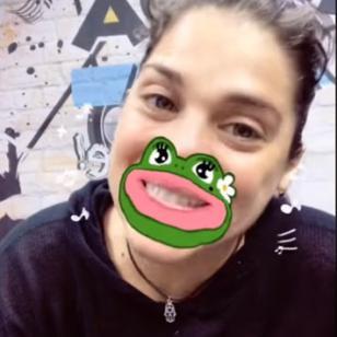 """Giovanna Valcárcel te advierte: """"No seas sapo"""" [VIDEO]"""