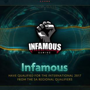 Infamous Gaming clasificó a The International: Perú va al Mundial de 'Dota 2' [VIDEO]