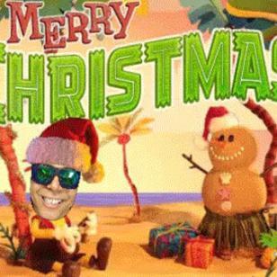 Jojojonathan alista una Navidad veraniega [VIDEO]