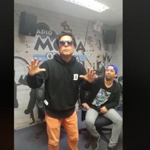 ¡Jojojonathan no pudo escaparse de esta bromita! [VIDEO]