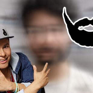 Jojojonathan se dejó la barba y se parece a… [VIDEO]