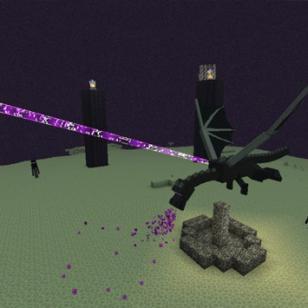 ¿Juegas 'Minecraft'? Mira cómo hacer un portal a End World y matar al Dragón [VIDEO]
