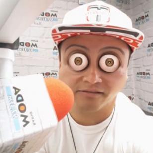 La cara de Jojojonathan al enterarse de que tenía que reemplazar a Luigi Flow [VIDEO]