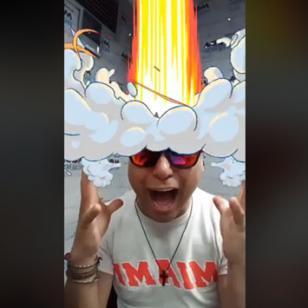 La reacción de Jojojonathan por el inicio de clases [VIDEO]