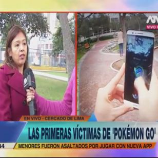 ¿Piensas jugar 'Pokémon GO' en el Cercado de Lima? Mira qué les pasó a estos dos adolescentes