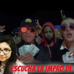¡Escucha la improvisación de Lucecita en El show de Carloncho!