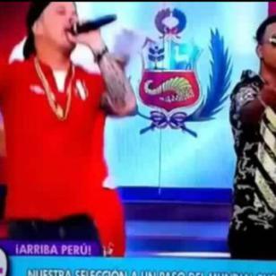 Así celebró Mario Hart el pase de Perú al repechaje [VIDEO]