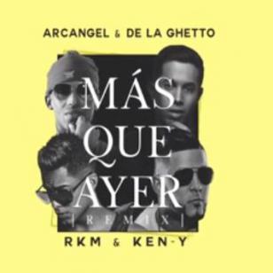 Más que ayer (remix)