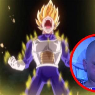 Niño se hace llamar Vegeta por supuestamente usar esta técnica de 'Dragon Ball' contra abejas africanas [VIDEO]