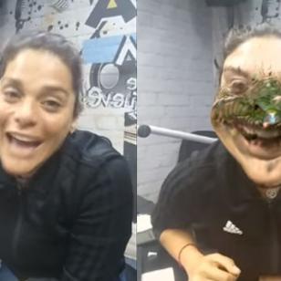 No hagas enojar a Giovanna Valcárcel o se transforma [VIDEO]