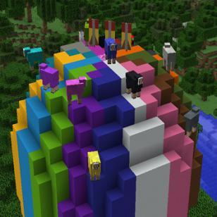 Nueva imagen de 'Minecraft' detalla lo que viene en la versión 1.12