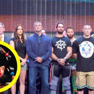 Otra figura de WWE que planea hacer MMA [VIDEO]
