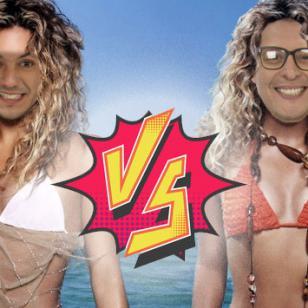 [AUDIO] Carloncho y Renzo cantaron como Shakira