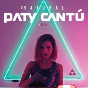 Paty Cantú se baña en platino en el Perú