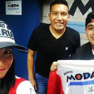 ¡Así celebró '¡Qué paja!' la clasificación de Perú a Rusia 2018!