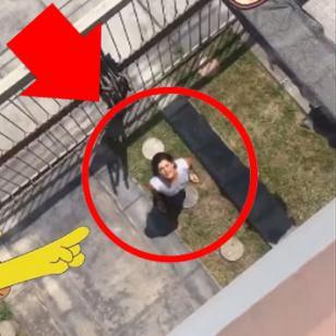 ¡Pobre Giovanna Valcárcel! Mira la broma pesada que le hicieron [VIDEO]