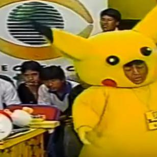 ¡Antes de Pokémon GO, Perú tuvo a su 'Pompinchu'! Vacílate con este video