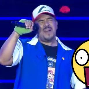¿La voz original del tema de 'Pokémon' se quedó sin voz? Mira su última presentación [VIDEO]