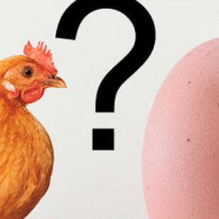 ¿Quién fue primero: el huevo o la gallina? La ciencia ya tiene una respuesta