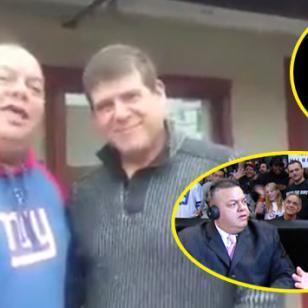 ¿Recuerdas a Carlos Cabrera y Hugo Savinovich, narradores de WWE en español? Se volvieron a juntar [VIDEO]