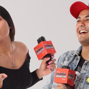 Renzo y Marianita se disputaron la presentación oficial de 'El Show de Carloncho'