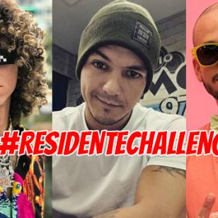 Renzo Winder intentará superar el #ResidenteChallenge
