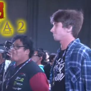 Revive el duelo de 'Dendi' y 'Smash' en 'Dota 2' en el MásGamers Tech Festival X [VIDEOS]