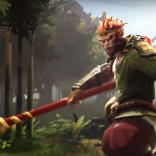 Se revelaron las habilidades y la posible fecha de lanzamiento de Monkey King en 'Dota 2'