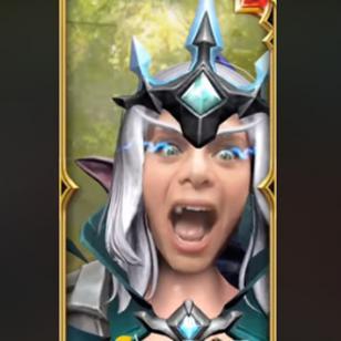 ¿Te imaginas a Giovanna Valcárcel como elfa? [VIDEO]
