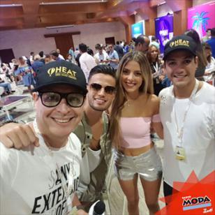 Todo lo que ocurrió en 'El Show de Carloncho' en República Dominicana [FOTOS Y VIDEO]