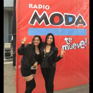 ¡Marianita y Lesly Carol presentes en el VIVE UPAO gracias a Moda!