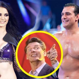 WWE despidió a Alberto del Río y Paige renuncia. Te contamos qué sucedió