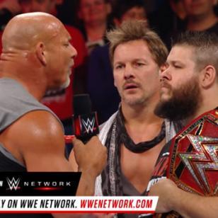 ¡WWE enfrentará a Goldberg contra Kevin Owens en Fastlane por el Campeonato Universal! [VIDEO]