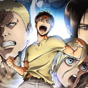 ¿Ya viste el nuevo póster oficial de 'Shingeki no Kyojin' y su temporada 2?