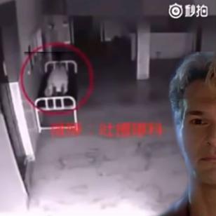 ¿Alma abandona cuerpo a lo 'Ghost'? Mira este video