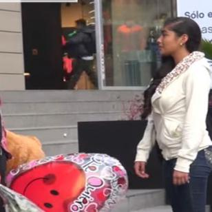 ¡La cruel broma de 'San Valentín' que se volvió viral! [VIDEO]