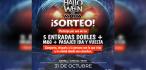 TÉRMINOS Y CONDICIONES  'Halloween de Moda 2019' (entradas para provincias)